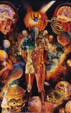 ANTHROPOS: THE PRIMORDIAL MAN